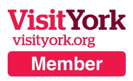 B&B York guesthouse accommodation - Subscribed partner of Welcome to Yorkshire and the Visit York organisations